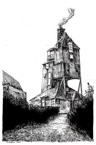 Its_not_much_but_its_home_harry_potter-tim_doyle-ink-trampt-288445m