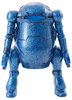 "Sofubi no WeGo ""Blue Glitter"" version -1/18"