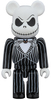 100% Jack Skellington Be@rbrick