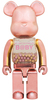 1000% - My First Be@rbrick B@by Metallic Pink