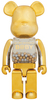 1000% - My First Be@rbrick B@by Metallic Gold
