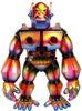 Custom Rainbow Spray Mecha Goliathon