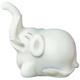 Jakuchu Elephant White