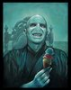 Voldemort Gets Ice Cream
