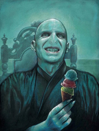 Voldemort_gets_ice_cream_print-nathan_anderson-gicle_digital_print-trampt-289039m