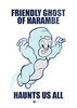 Friendly Ghost of Harambe