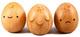 Original Spirit Eggs (Set of 3)