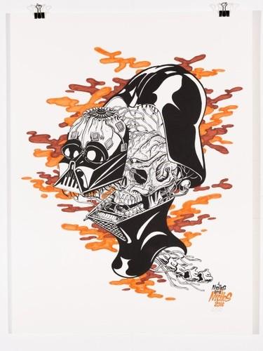 Darth_vader-nychos-hand_embellished_screen_prints_one_of_a_kind-trampt-289419m