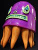 Lucha Squid Purple