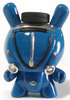 Mini VW Dunny - Cobalt Blue
