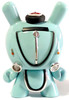 Mini VW Dunny - Brunswick Blue