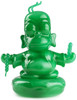 "3"" The Simpsons : Jade Homer Buddha"