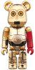 100% Star Wars : The Force Awakens - C-3PO Be@rbrick