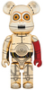 1000% Star Wars : The Force Awakens - C-3PO Be@rbrick