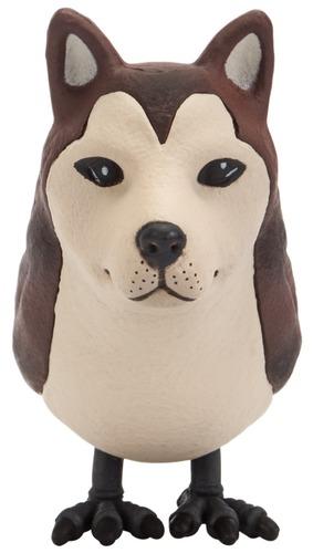 Dogbird_-_siberian_sled_dog-third_stage-dogbird-mighty_jaxx-trampt-289677m