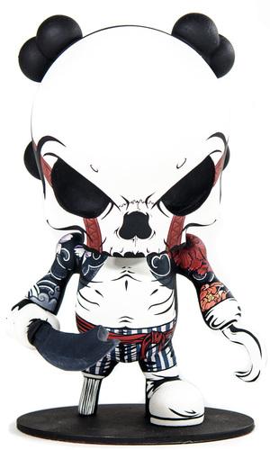 Chih-wei_the_head-hunter-jon-paul_kaiser-the_blank-trampt-289777m