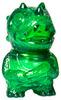Micro Caveman Dinosaur - Clear Green (SDCC '17)