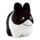 Black and White Litton Plush