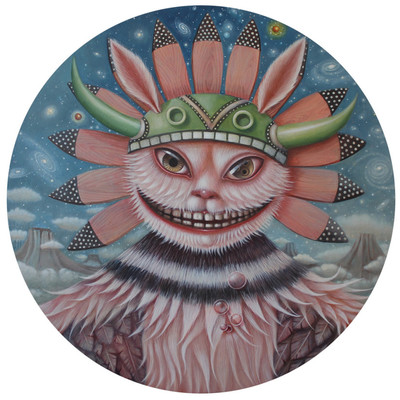 Kachina_from_the_outsider_space-peca-acrylic_on_canvas-trampt-290308m