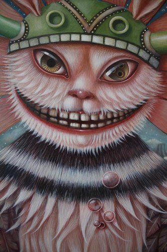 Kachina_from_the_outsider_space-peca-acrylic_on_canvas-trampt-290311m