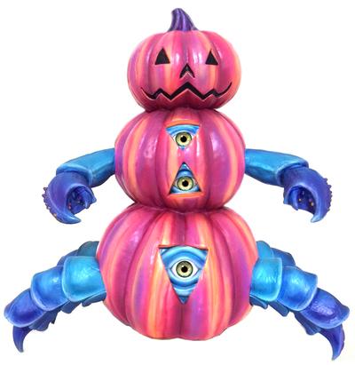 Beneath_the_harvest_pumpkin_crab-jim_mckenzie-pumpkin_crab-toyqube-trampt-290329m