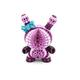 Pink lady dunny 3''