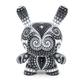 Black and white dunny 5''