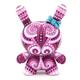 Pink lady dunny 5''
