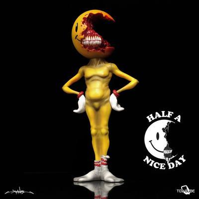Half_a_nice_day-alex_pardee-half_a_nice_day-toyqube-trampt-290959m