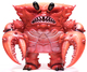 The Gigantic GID Red Crab