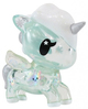 "5"" Yuki Holiday Unicorno - Clear Blue"