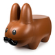 Leather Happy Labbit Stool