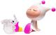 Pearl Greenie & Elfie