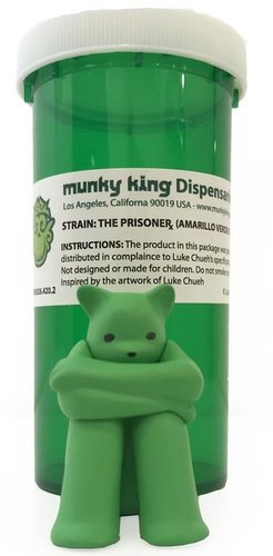The_prisoner_-_kuma_og-luke_chueh-the_prisoner-munky_king-trampt-291573m