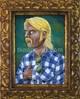 """Portrait of Radcliffe """"Rad"""" Carver…Godfather of Skateboards"""