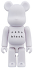 100% - White Nanoblock Be@rbrick