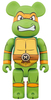 1000% Teenage Mutant Ninja Turtles - Michelangelo Be@rbrick