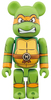 100% Teenage Mutant Ninja Turtles - Michelangelo Be@rbrick