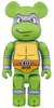400% Teenage Mutant Ninja Turtles - Donatello Be@rbrick