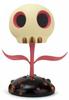 """5"""" Pink Skull Flower"""