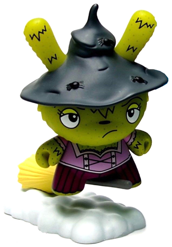 Which_witch_is_which_green-the_bots-dunny-kidrobot-trampt-292072m