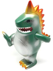 TCON the Toyconosaurus - Flaming Chrome Fire Lizard