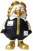 Mc Supersized LA - Black & Gold