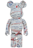 1000% - Jean-Michel Basquiat Be@rbrick #2