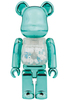 100% - My First Be@rbrick B@by Turquoise