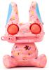 Pink Glow Zipper Rabbit (FPF '18)