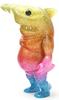 Hammerhead Shark Boy - Rainbow Glitter