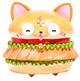 Oishii Paradise Kitten