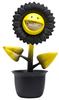 Black Shocking Sunflower (Grin)