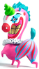 Twisted Clown Boobycorn
